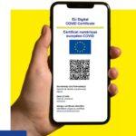 Se aprobó el certificado Covid en Europa