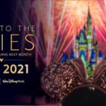 Y un día hubo magia… Vuelven los fuegos artificiales a Disney