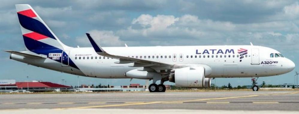 LATAM pide que en octubre poder volar a multi destinos